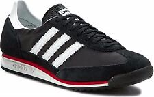 NEW MEN'S ADIDAS ORIGINALS SL 72 VINTAGE SHOES TRAINERS US 10   UK 9.5  #S78997