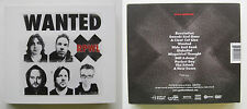 CD + DVD  RPWL ‎– Wanted - mint- Booklet Poster Limited Gatefold Digipack