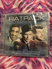 THE RATPACK- EVERYBODY LOVE SOMEBODY- NEW AND SEALED CD!!