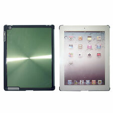 iPad 3 Green Quality Shining Aluminium Hard Back Case Cover for Elegant Look