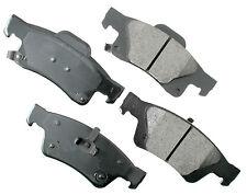 Akebono ACT1498 Rear Ceramic Brake Pads