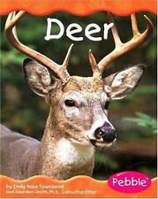 Deer (Woodland Animals)-ExLibrary