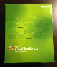 MS Visual Studio 2005 Standard Vollversion englisch inkl.2ter Installation