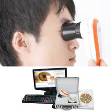 Medical 5.0MP USB Pro DigitaI Eye iriscope Iridology camera + Analyzer Software