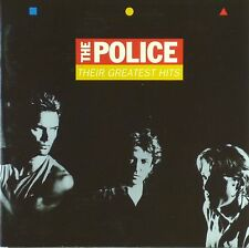CD - The Police - Their Greatest Hits - #A3190