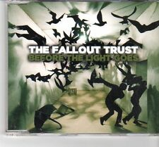 (FT589) The Fallout Trust, Before The Light Goes - 2005 CD