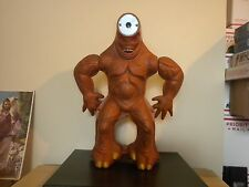 "(RARE) VINTAGE ORIGINAL ZOGG THE TERRIBLE 16"" TALL 1977 IDEAL TOY CORPORATION"