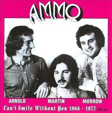 Can't Smile Without You: 1966-1977 by Ammo (CD, Jan-2012, 2 Discs, Angel Air...