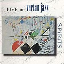 Spirits - Mark Soskin, Harvie Swartz, Joe LaBarbera / Live at Vartan Jazz CD New