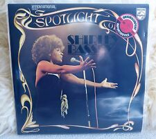SHIRLEY BASSEY - Spotlight On Shirley Bassey 2 LP Set / Schallplatte / Vinyl
