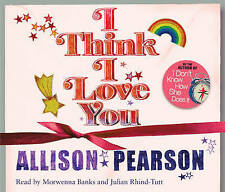 I Think I Love You by Allison Pearson (5 CD-Audio, 2010)
