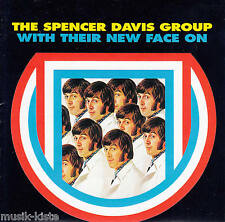 SPENCER DAVIS GROUP - With Their New Face On ★ CD