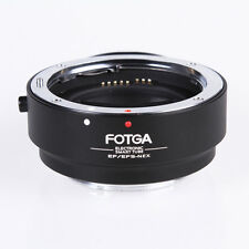 FOTGA AF Adapter for Canon EOS EF EF-S Lens to Sony E mount NEX 5N A7 Full Frame