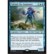 TALRAND SKY SUMMONER NM mtg Commander 2015 Blue - Merfolk Wizard Rare
