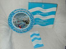 HAVILAND-1773 INDEPENDENCE 1973 ''BOSTON TEA PARTY'' COMMEMORATIVE PLATE-NEW-BOX