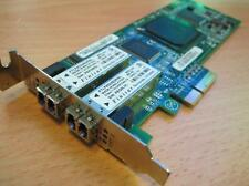 SUN Qlogic QLE2462 Dual Port 4GB Fibre Channel 375-3355-02 PCI-E #B51