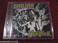 BANJAX / VOETSEK CD Romantic Gorilla What Happens Next Gaia Dast thrash Japan