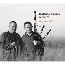 Steven Bodenes Sylvan Hamon & Invitaciones Daou Don Dans CD música escocesa