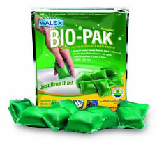 Walex Bio-Pak Fresh Scent Holding Tank Waste Digester, Bag of 10 Drop Ins