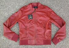 Jack by BB Dakota Red Jacket ~ Ladies' Women's Large L ~ Meat Red Color