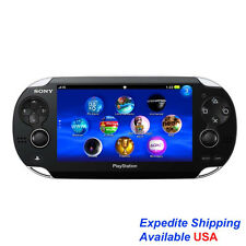 SONY PS VITA PCH-1001 Handheld Gaming Console System Wifi Version Black New