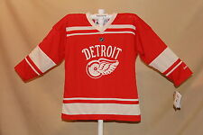 DETROIT RED WINGS 2014 Winter Classic  REEBOK JERSEY Youth Small /Medium NWT $65