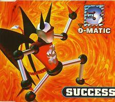 Maxi CD - 3-O-Matic - Success - #A2765