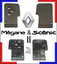 SHELL CARD replacement 3 boutons RENAULT Megane II and Scenic 2, under 48H