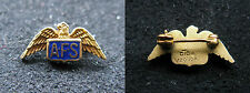 USA . Nice 1/20 10K Gold Filled AFS Security Loyal Service Award Pin