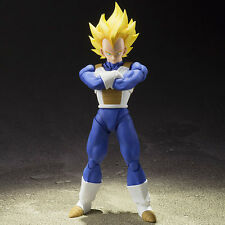 SUPER SAIYAN VEGETA - DRAGON BALL Z SH FIGUARTS - NEW !!!! Anime Manga BANDAI