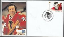 CANADA # 2868.10 - TONY ESPOSITO HOCKEY STAMP on FIRST DAY COVER