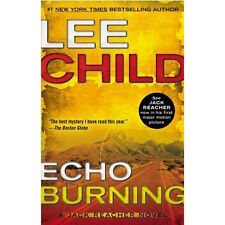 Jack Reacher: Echo Burning 5 by Lee Child (2013, Paperback)