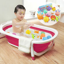 12PCS Baby Bath Toys Squeaky Rubber Animal Floating Water Children Kids Love Toy
