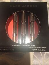 Marc Jacobs 3 Piece High Liner Gel Eye Liner Set: The High Life, New In Box.