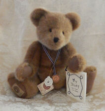 1996 BOYDS TEDDY BEAR THEODORE 100th Anniversary Edition Numbered & Retired