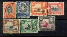 Kenya Uganda Tanganyika KUT Stamps Lot 9