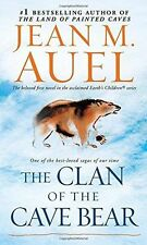 Earth's Children #1: The Clan of the Cave Bear by Jean M. Auel (MM Paperback)