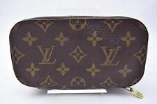Authentic Louis Vuitton Cosmetic Pouch Trousse Blush PM  Monogram 104831
