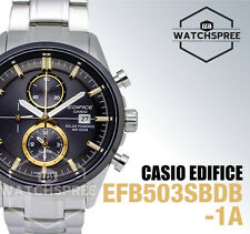 Casio Edifice Watch EFB503SBDB-1A