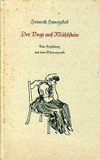 Der Vogt auf Mühlstein - Eine Erzählung aus dem Schwarzwald (Heinrich Hansjakob)