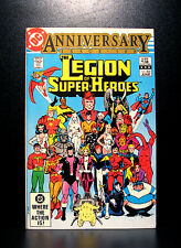 COMICS: DC: Legion of Super-Heroes #300 (1980s), Giant size -RARE (flash/batman)