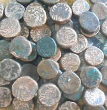 10 COINS LOT - JODHPUR Takka about 20.0 Grams -  Copper Coins Mixed - india