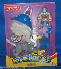 FISHER PRICE IMAGINEXT ADVENTURE GRIFFIN NEW