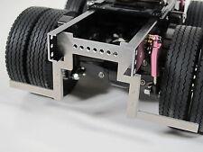 Pair Custom Aluminum Fender Frame Mount for Tamiya 1/14 Semi King Knight Hauler