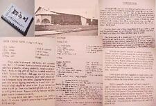READING PA GREEK ORTHODOX CHURCH~COOK BOOK RECIPE custom tradition dough pastry