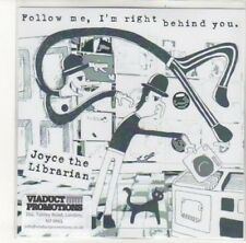 (DK503) Joyce The Librarian, Follow Me I'm Right Behind You - 2012 DJ CD