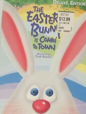 The Easter Bunny is Comin to Town (DVD, 2008, Deluxe Edition)