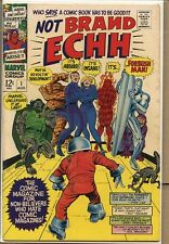 Not Brand Echh 1967 series # 1 fine comic book