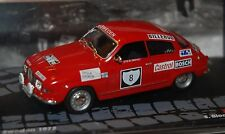 1/43 IXO Rally Collection Saab 96 V4 #8 Svezia 1972