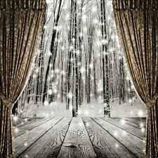 Elegant Curtains 10'x10' CP Backdrop Computer printed Scenic Background XLX-757
